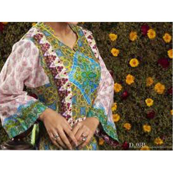 Sitara Sapna Digital Lawn Kurti Unstitched (SK-10)