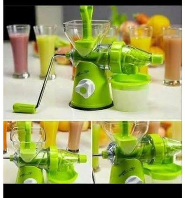 multifunction manual juicer hx