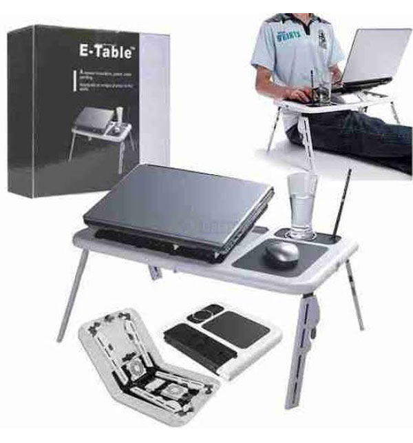 Laptop E-Table Portable Foldable Gallery Image 1