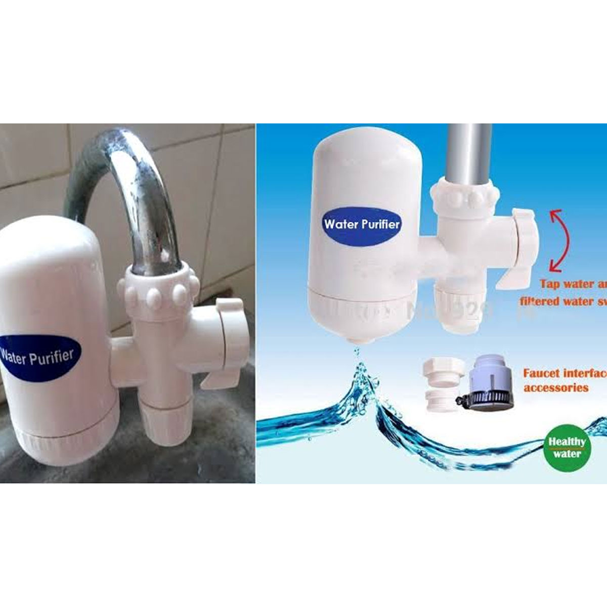Environment - Friendly Instant Water Purifier For Home & Office Gallery Image 1