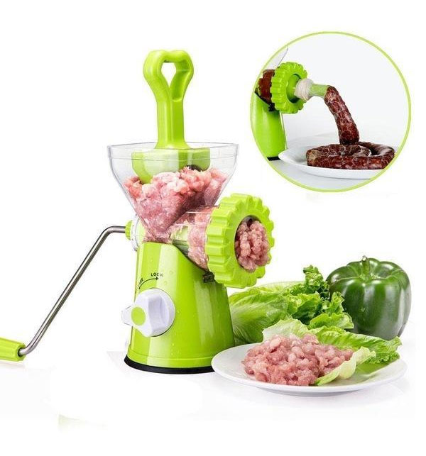 Multifunction Manual Meat Mincer, Chopping Machine, Meat Grinder Gallery Image 3
