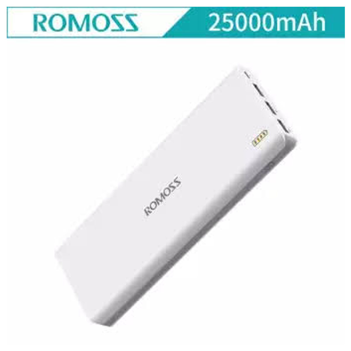 Romoss Sense 9  25000MAH Power Bank for Smart Phones Gallery Image 1