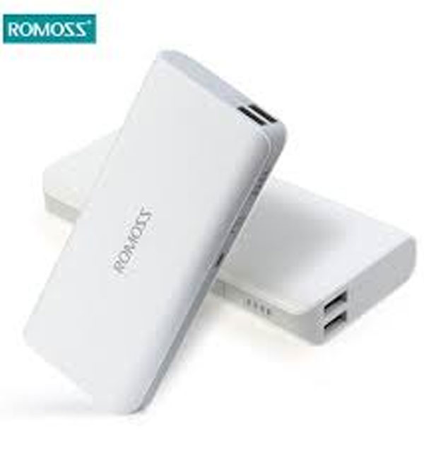 Power Bank 10400 MaH Sense 4 With Dual USB Ports Gallery Image 1