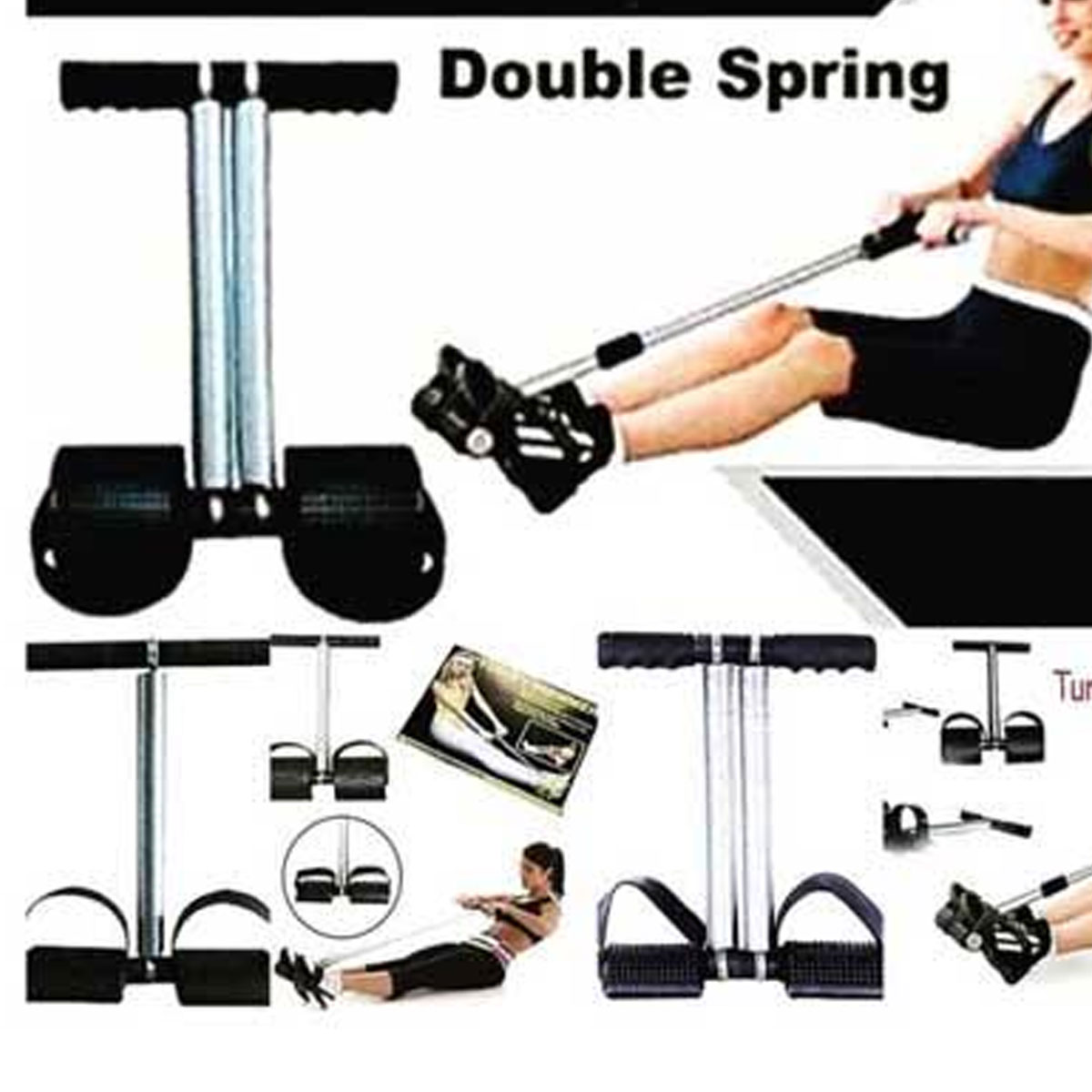 Tummy Trimmer Double Spring Gallery Image 3