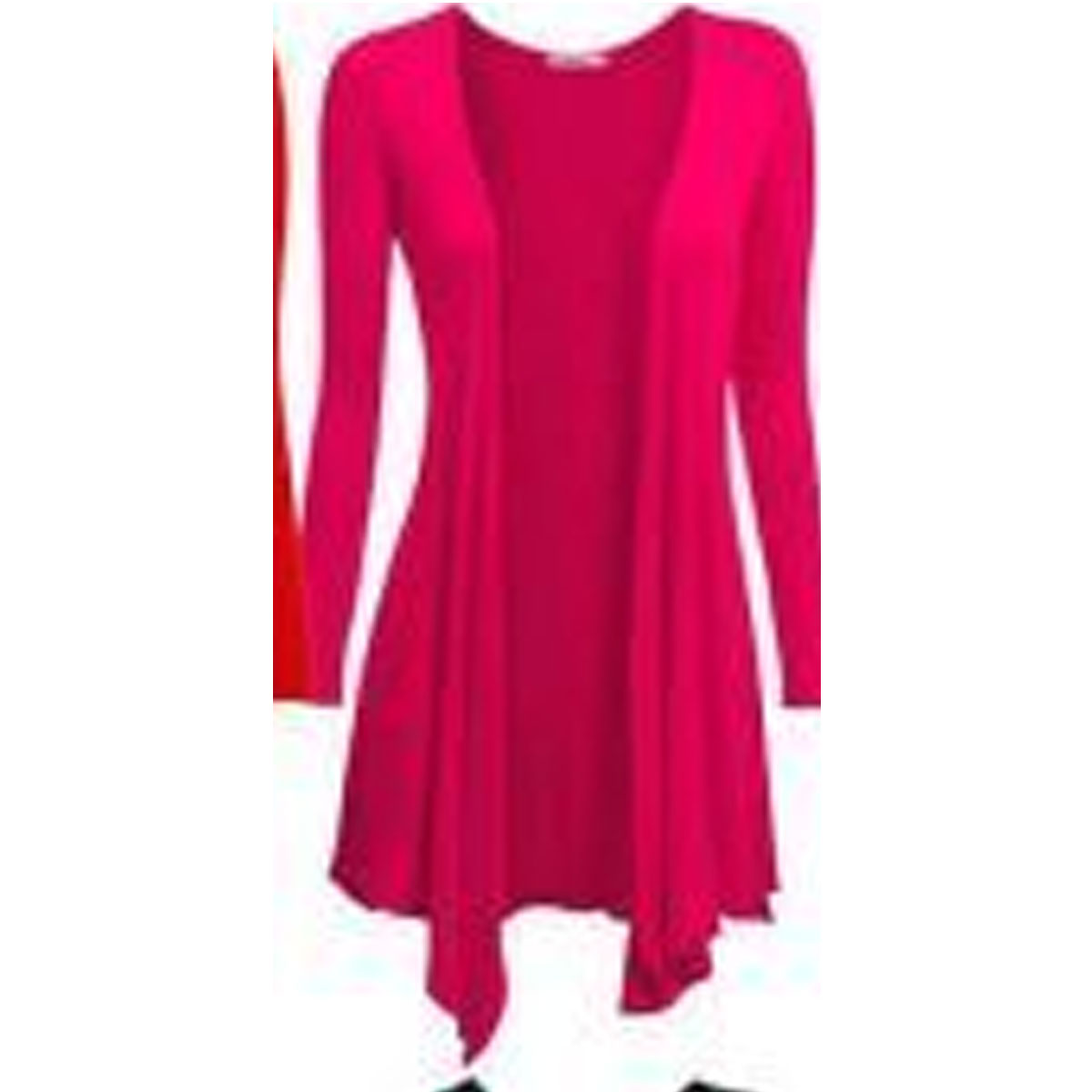 Pack of 5 Women's Jersey Cotton Shrug (Viscose Fabric) Gallery Image 2