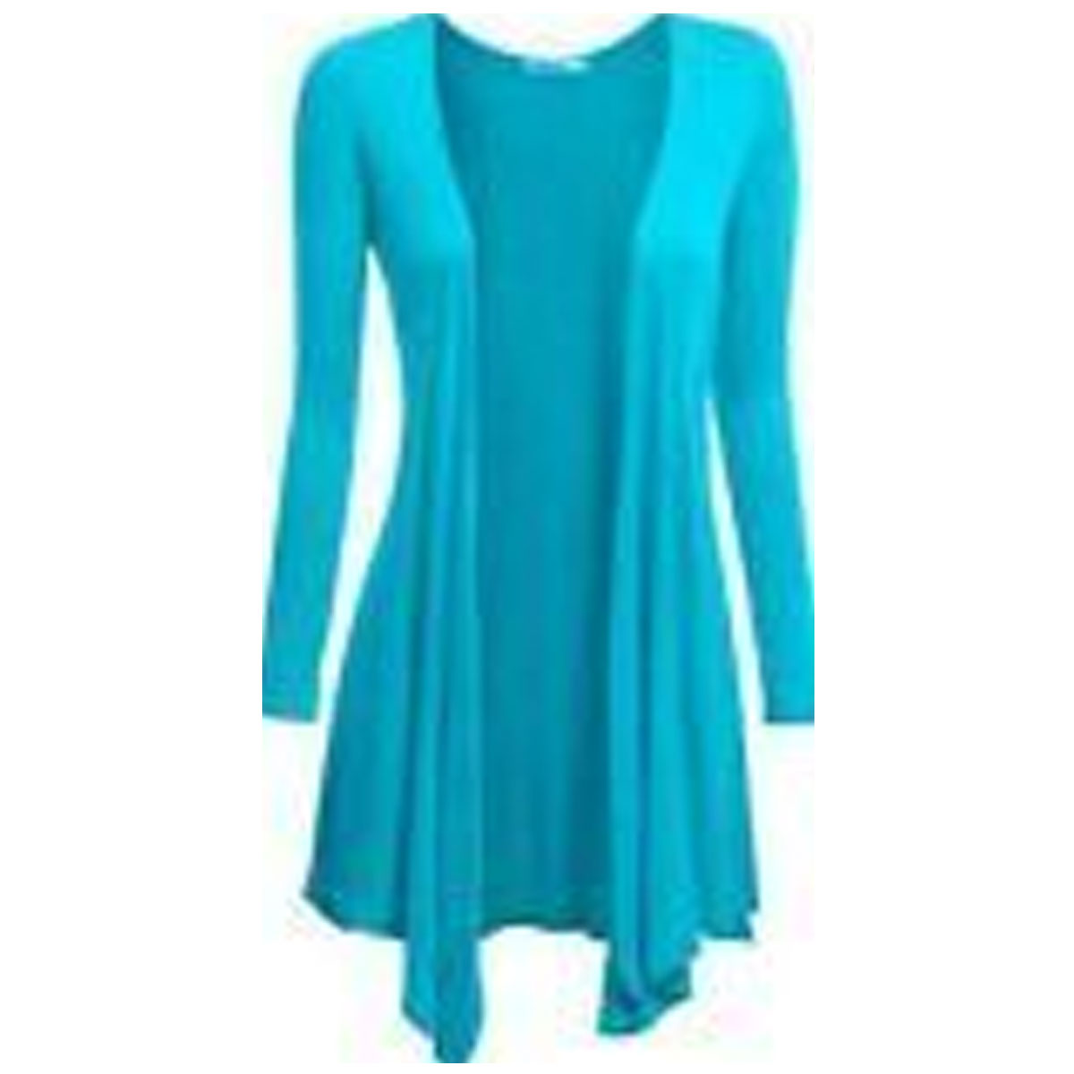 Pack of 5 Women's Jersey Cotton Shrug (Viscose Fabric) Gallery Image 4