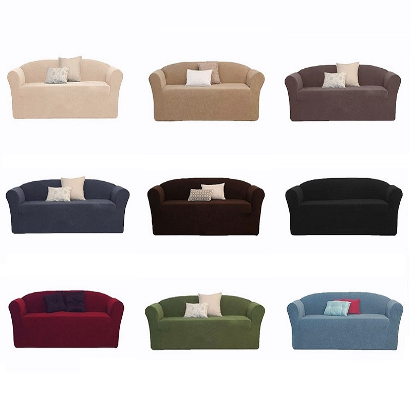 7 Seater Jersey Sofa Cover Sets (سیون سیٹر جرسی صوفہ سیٹ دستیاب ہے) Gallery Image 2