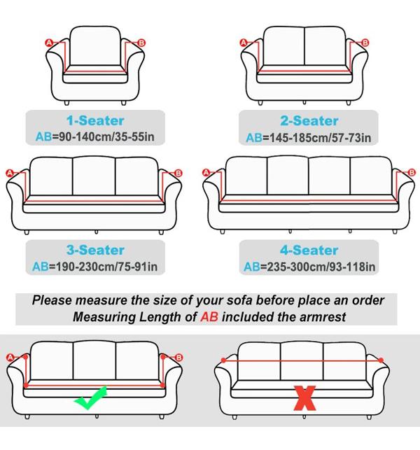 5 Seater Jersey Sofa Cover Sets (5 سیٹر جرسی صوفہ سیٹ دستیاب ہے) Gallery Image 1
