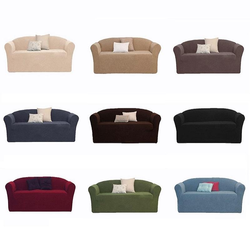 5 Seater Jersey Sofa Cover Sets (5 سیٹر جرسی صوفہ سیٹ دستیاب ہے) Gallery Image 2