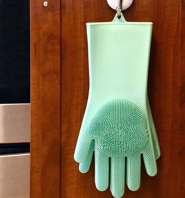 Original Magic Dishwashing Gloves Gallery Image 2