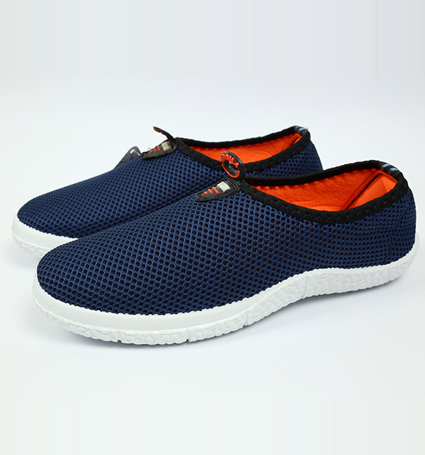 Women Casual Canvas Shoes - Blue Color Gallery Image 1