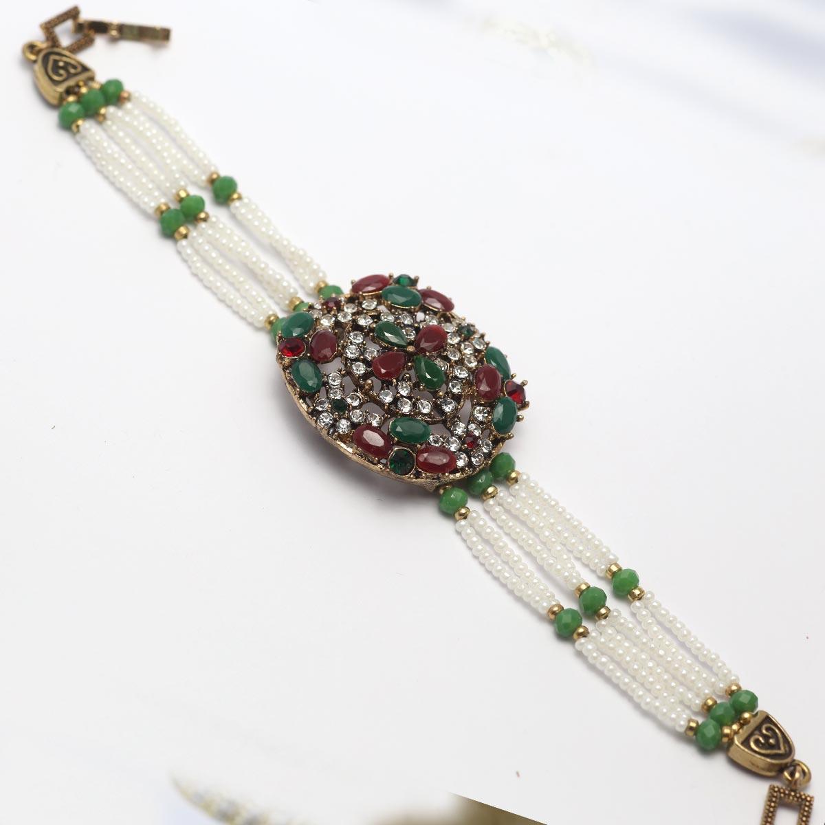 Unique Bracelets Design For Girls - (BH-32) Gallery Image 1