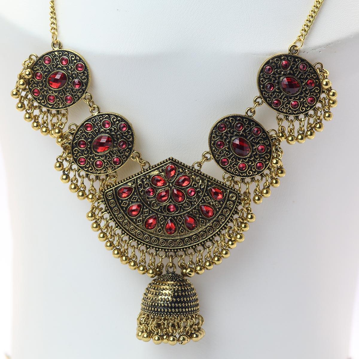 Latest bridal  jewellery Set 2020  - (PS-149) Gallery Image 1