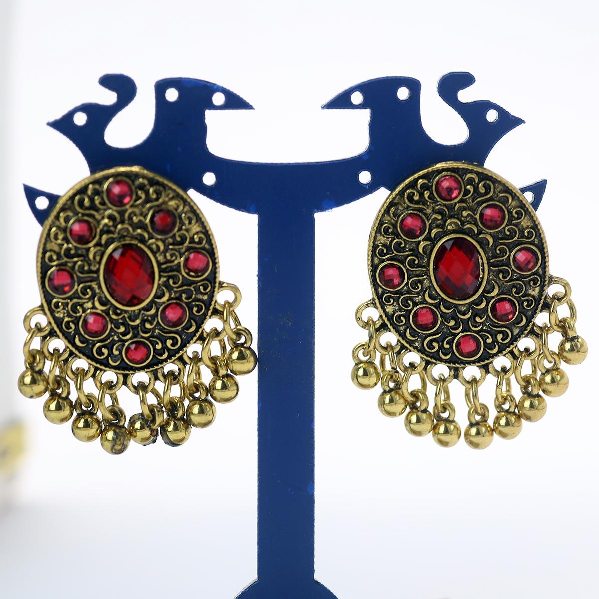 Latest bridal  jewellery Set 2020  - (PS-149) Gallery Image 2
