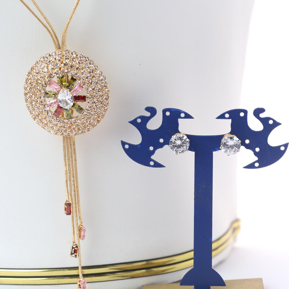 Beautiful jewellery Set For Girls - (PS-151) Gallery Image 1