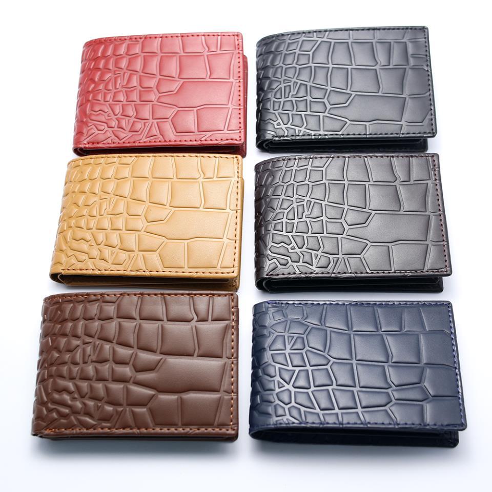 Genuine Leather Bi-fold Wallet (W4) Gallery Image 4