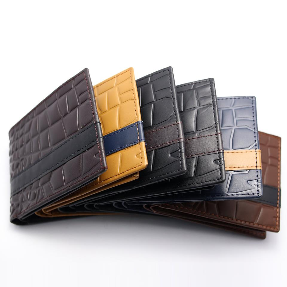 Leather Wallets For Men (W5) Gallery Image 3