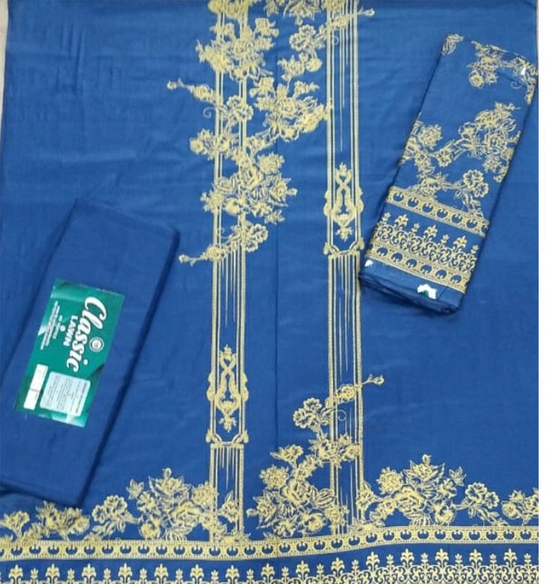 Latest Classic Printed Lawn Collection With Printed Lawn Dupatta 20-118B Gallery Image 2