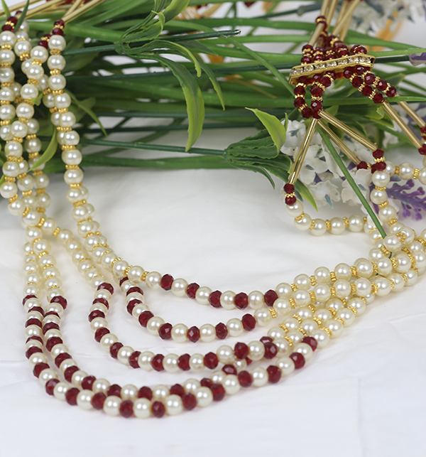 Beautiful Bridal Jewellery Sets (PS-186) Gallery Image 1
