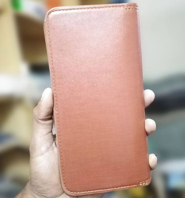 (11 11 SALE) Long Wallet - Multiple Carrying Slots for Cash, Cards Gallery Image 3