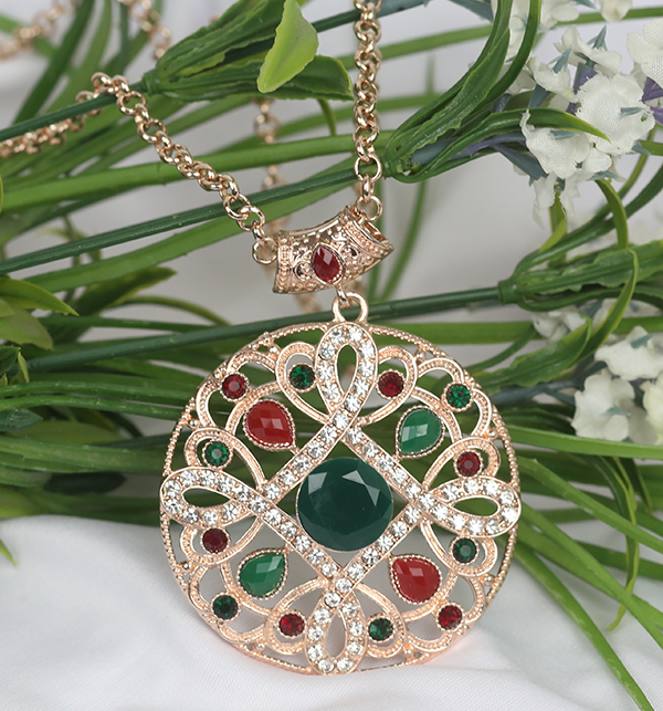 Beautiful Locket Chain For Women (PS-202) Gallery Image 1