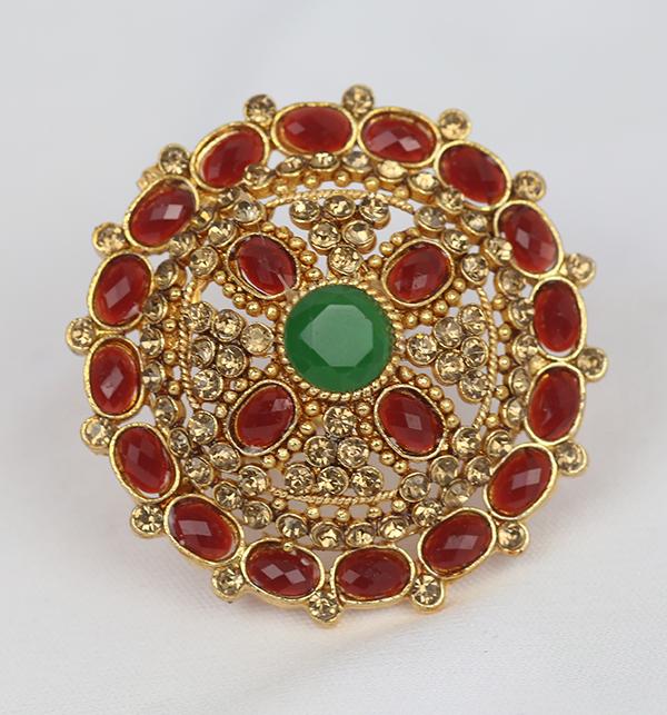 Fashionable Ring Jewellary (RH-11) Gallery Image 1