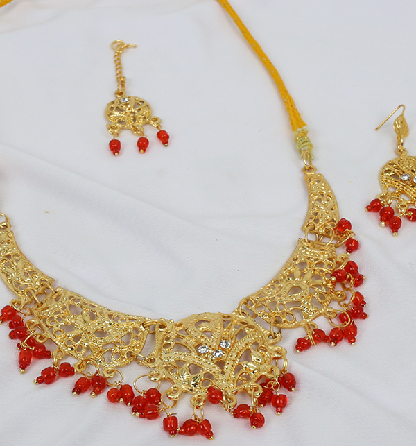 Bridal Artificial Jewelry Sets Design (PS-211) Gallery Image 1