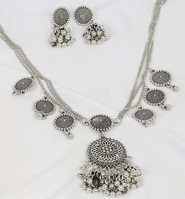 Antique Design Jewelry Sets With Earring (PS-212) Gallery Image 2