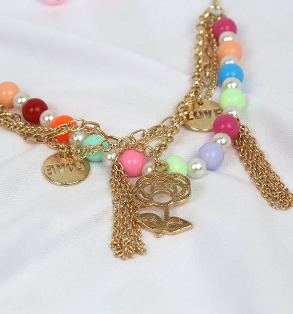 Stylish Jewellary Set For Girls (PS-213) Gallery Image 2