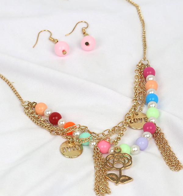 Stylish Jewellary Set For Girls (PS-213) Gallery Image 3