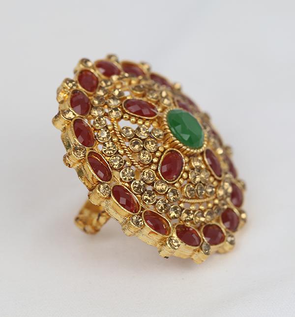 Pack Of 3 MALA + Ring + Bracelete  Gallery Image 1