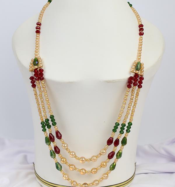 Pack Of 3 MALA + Ring + Bracelete  Gallery Image 2