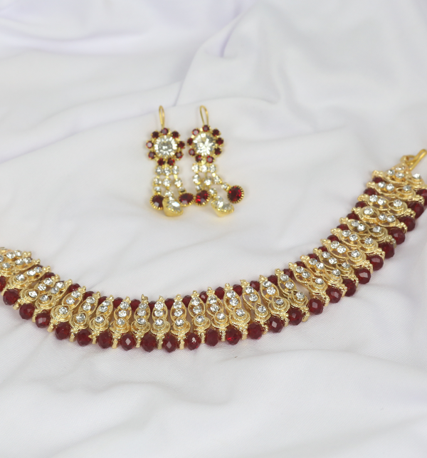 Stylish Necklace Set For Women (PS-231) Gallery Image 1