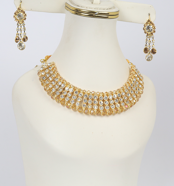 Unique Necklace Set 2020-21 For Women (PS-235) Gallery Image 2
