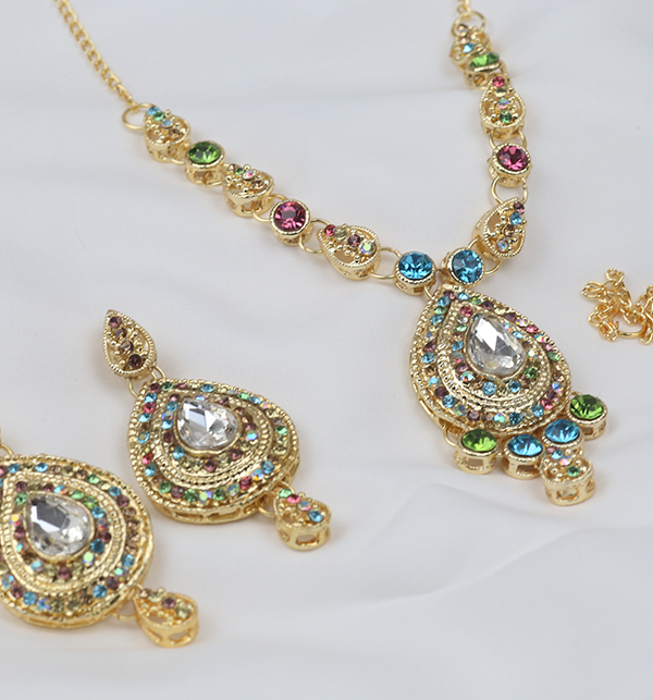 Artificial Necklace Set for Women 2021  (PS-257) Gallery Image 1