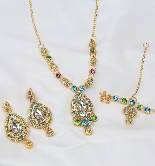 Artificial Necklace Set for Women 2021  (PS-257) Gallery Image 3