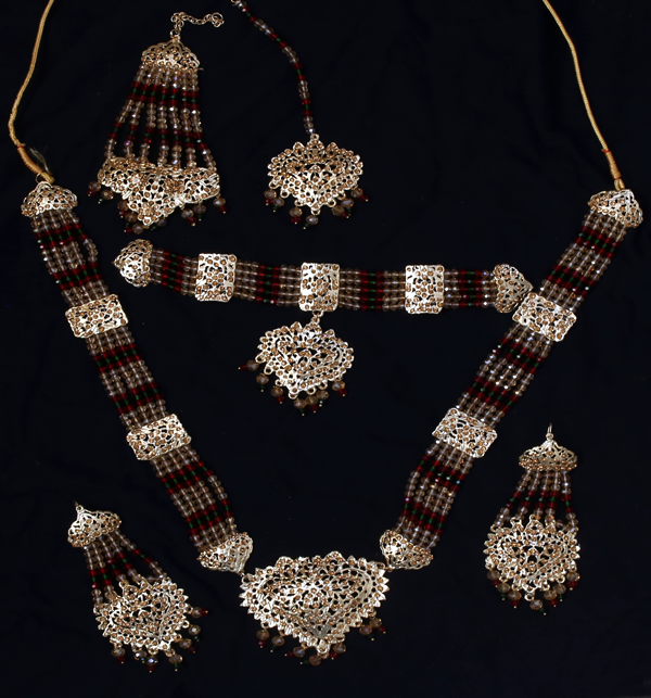 HIT Hyderabadi Bridal Heavy Jeweler Sets DESIGN 2021 (PS-270) Gallery Image 1