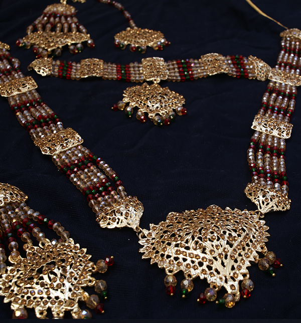 HIT Hyderabadi Bridal Heavy Jeweler Sets DESIGN 2021 (PS-270) Gallery Image 3