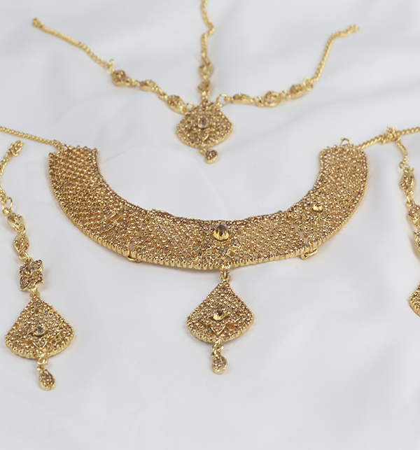 Beautiful Bridal Necklace Set (PS-274) Gallery Image 1
