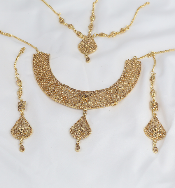 Beautiful Bridal Necklace Set (PS-274) Gallery Image 2
