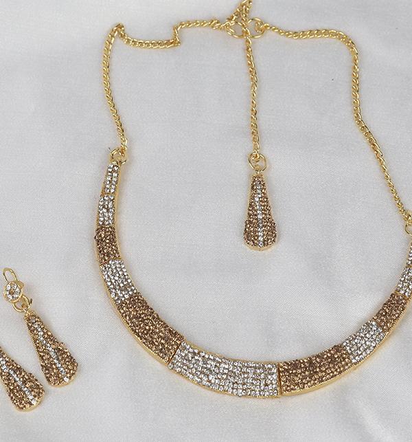 Stylish Women Necklace jewelary Set (PS-275) Gallery Image 1