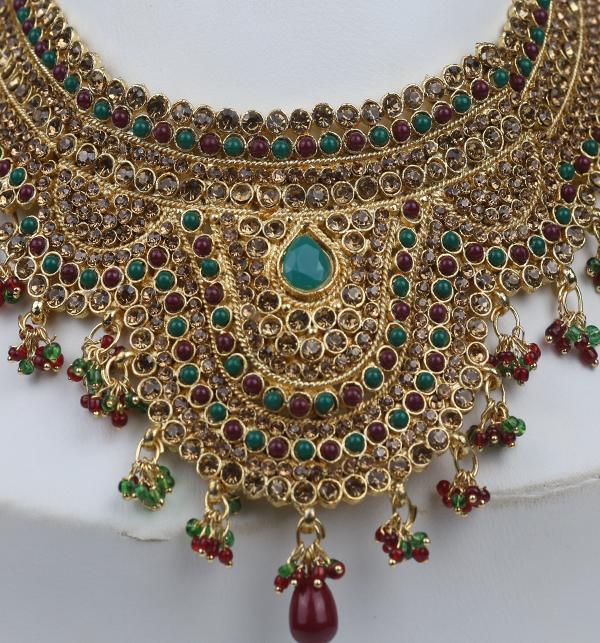 Wedding Jewellery Designs For Women  (PS-281) Gallery Image 1