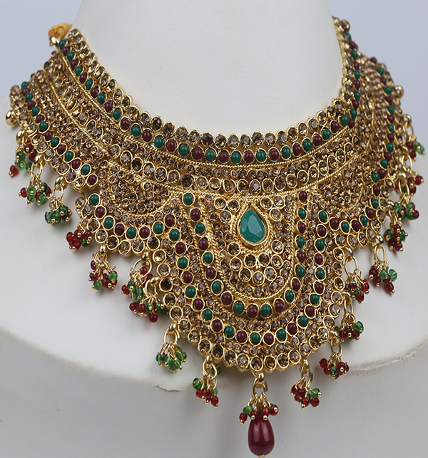 Wedding Jewellery Designs For Women  (PS-281) Gallery Image 2