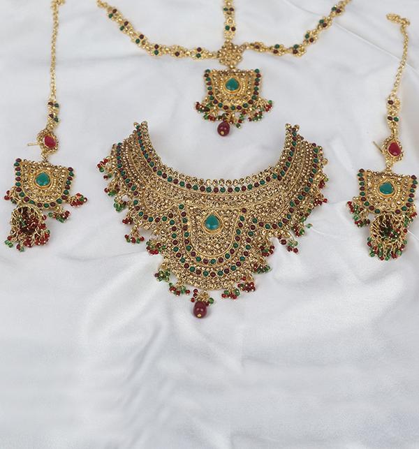 Wedding Jewellery Designs For Women  (PS-281) Gallery Image 4