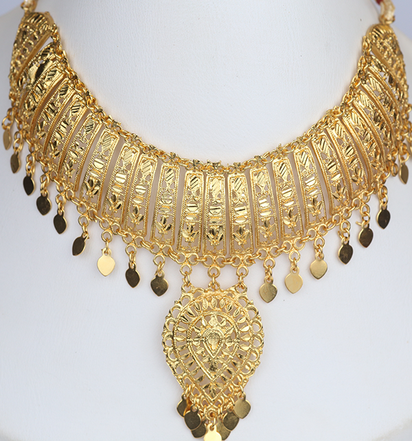 Indian Jewelry Set For Girls Latest Design Necklace 2021 (PS-290) Gallery Image 1