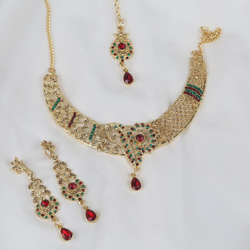 Wedding Jewelry Set Design 2021 (PS-325) Gallery Image 1