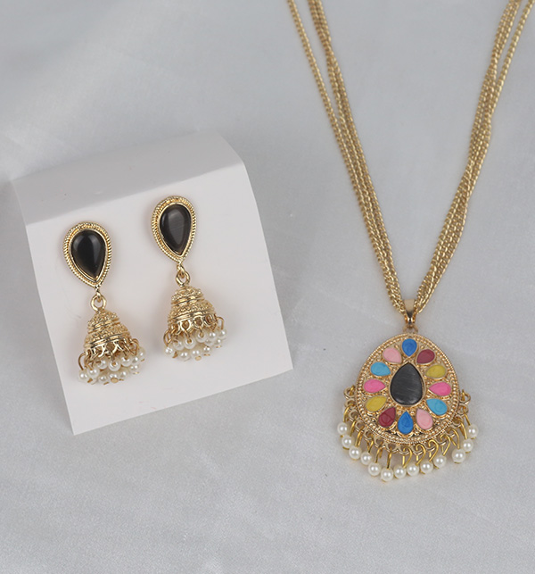 Beautiful Jewelry Set Design 2021 For Women (PS-356) Gallery Image 1
