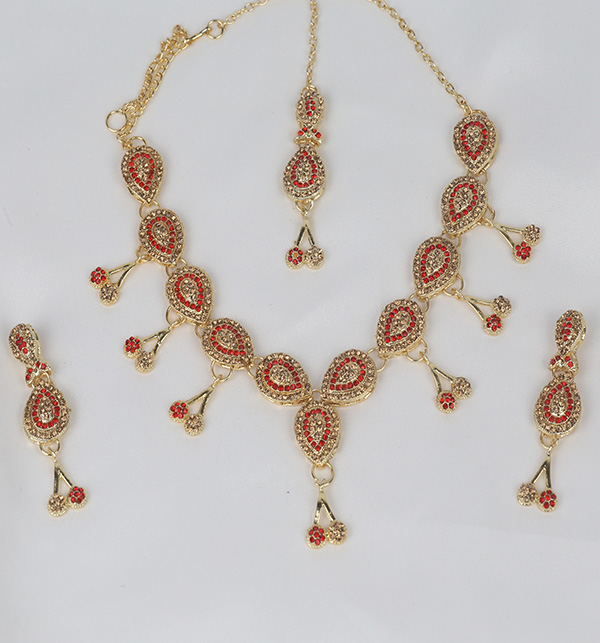 Party Jewelry Set Design 2021 For Women (PS-362) Gallery Image 1