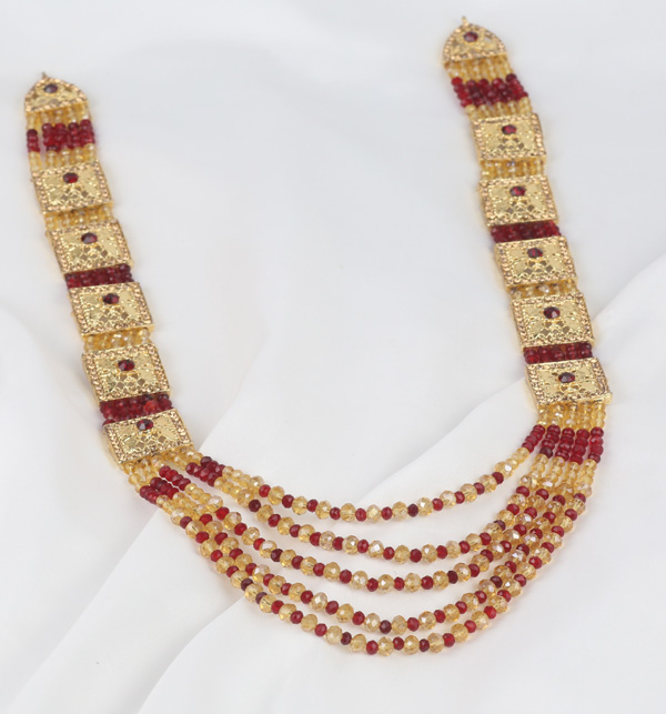 Stylish Design Mala Necklace For Women  (PS-380) Gallery Image 1