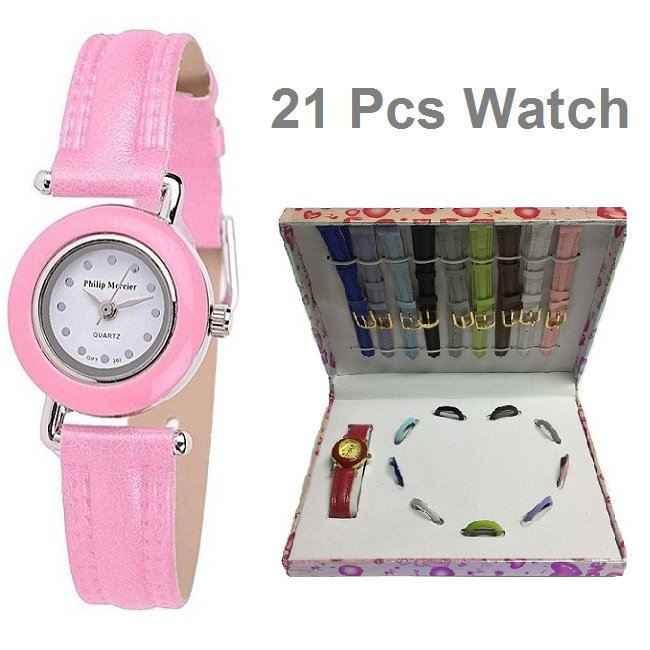 1e8d2cf3500 21 Pieces Ladies Watch Gift Set (41742)